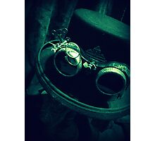 Steampunk Gentlemen's Hat 1.2 Photographic Print
