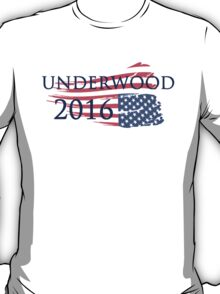 Campaign Underwood 2016 T-Shirt
