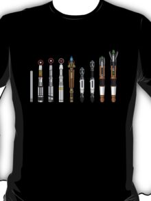 Sonic Screwdrivers  T-Shirt