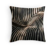 Abstract Reality Throw Pillow