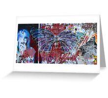 Graffiti City Greeting Card