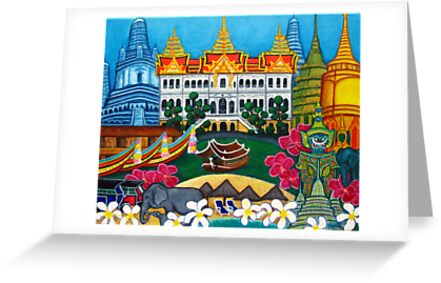 Exotic Bangkok by LisaLorenz