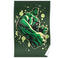 Hulk - Gamma  Poster