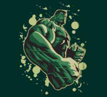 Hulk - Gamma  by PagingDrLockart