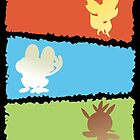 Kalos Starters Vertical by StiLing