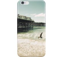 Seagull and the Pier iPhone Case/Skin