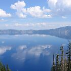 Crater Lake 1 by kissuquick