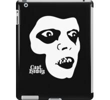 Capt. Howdy iPad Case/Skin