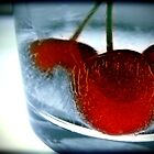 Ice Cherry by James McKenzie