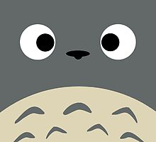 Simply Totoro by CanisPicta
