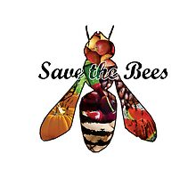 Save the Bees by Williambeuk