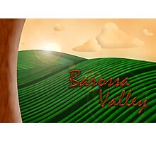 Barossa Valley Photographic Print