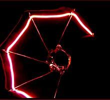 Neon Web by Michael Humphrys