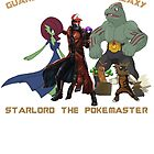Guardians of the Pokéverse by A4wiseowl