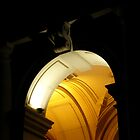 Arches of GPO, CBD Melbourne by Anuja Manchanayake