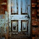 Old Door by farmboy