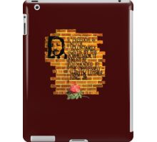 Martin Luther King, Jr. Day  iPad Case/Skin