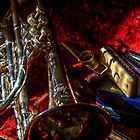 Cornet, Kazoo & Blues Harps by Andrew Pounder