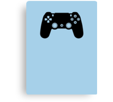 PS4 Love Canvas Print