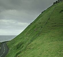 Ballygally Head by ChimpCity