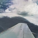 Airplane wing by samc352