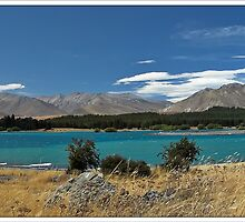 Lake Tekapo 2 by tonilouise