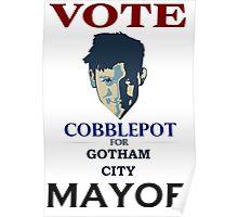 VOTE COBBLEPOT!! Poster