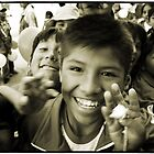 Children, Tupiza, Bolivia by Andrew Gibson