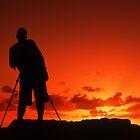 Awaiting the sun by Brent Matthews