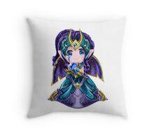 Chibi Victorious Morgana Throw Pillow