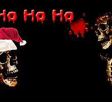 Ho Ho Ho by GothCardz