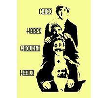 Communist Marx Brothers - Light background Photographic Print