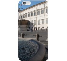 The Quirinal Palace in Rome iPhone Case/Skin