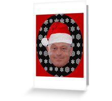 Christmas Mitchell 2 Greeting Card