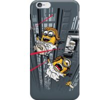 Despicable Escape iPhone Case/Skin