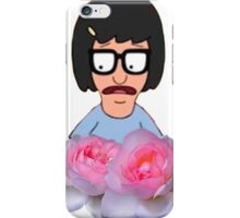 Tina Belcher - Flowers iPhone Case/Skin