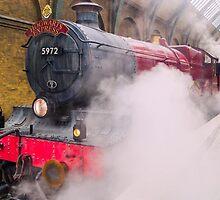 Hogwarts Express by hhndoll