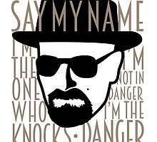 Breaking Bad: Heisenberg by logoloco