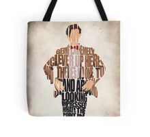 Eleventh Doctor - Doctor Who Tote Bag
