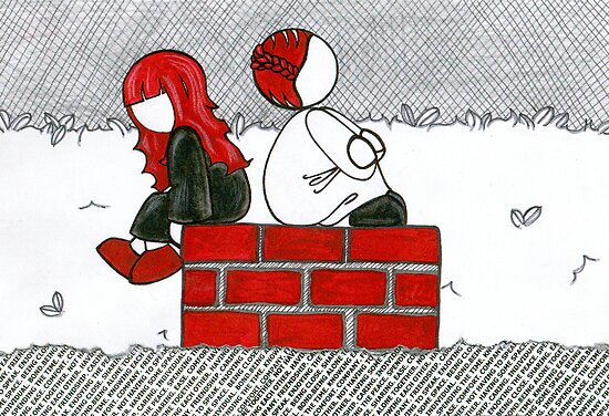 Matilda and Scarlet by Lisadee Lisa Defazio