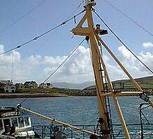 Dingle Shipyard by Michael Murphy