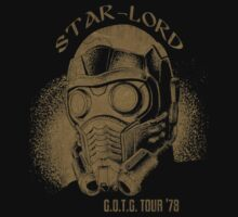 Star-Lord G.O.T.G Tour '78! by TheFunkMaster3K