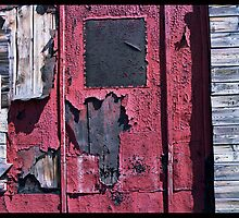 Red Door by Clare McClelland