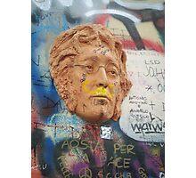 John Lennon Wall, Prague 1 Photographic Print