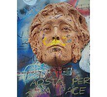 John Lennon Wall in Prague, 2 Photographic Print