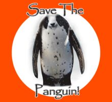 Save the Panguin! Kids Clothes
