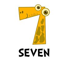 Number Seven by TheBestStore