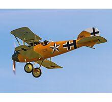 TVAL Albatros D.Va reproduction D.7343/17 Photographic Print