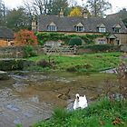 Upper Slaughter by RedHillDigital