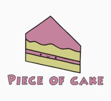Piece of Cake! by Stacey Roman